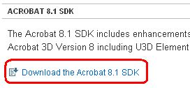 Acrobar SDK Download(4)