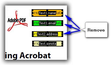 AFormAut : Remove メソッド