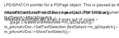 Method of conversion from PDF to WORD.